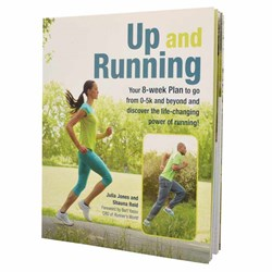 Up and Running Book | 8 Week Plan