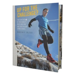 Up For The Challenge Book | 60 Tough Challenges
