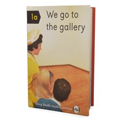 We Go To The Gallery Book | Humorous Books