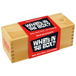 What's In The Box? | Quizical Question Game