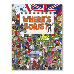 Where's Boris Book