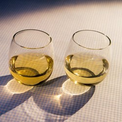 Whisky Rocker Glasses - Set of 2