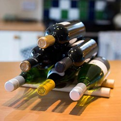 Wine Sticks | For Six Bottles