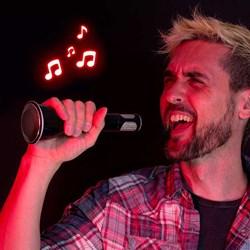 Karaoke Microphone Speaker | Bluetooth Enabled
