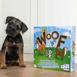 Woof Board Game - The Dog Plays Too | And Can Actually WIN!