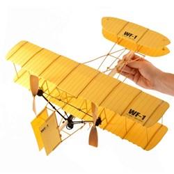 The Wright Brothers Bi-Plane Kit