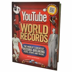 YouTube World Records Book | QR Codes Included