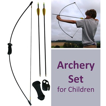 Archery Set for Children - Light Bow