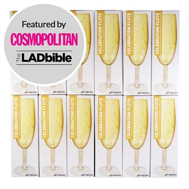 Giant Prosecco Glass Party Pack of 12