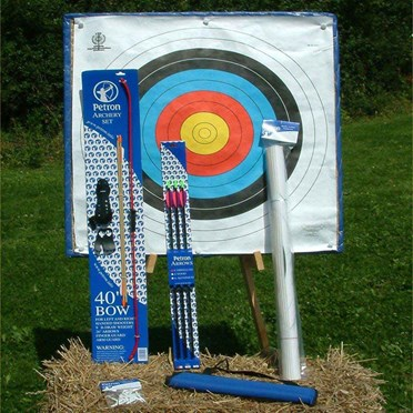 "Complete Archery Kit for Adults - 130cm (51"") Bow"