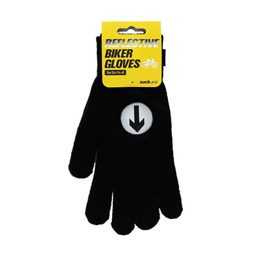 Cyclists Hi-Vis Gloves