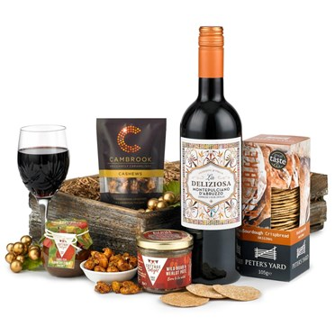 Pate and Wine Hamper
