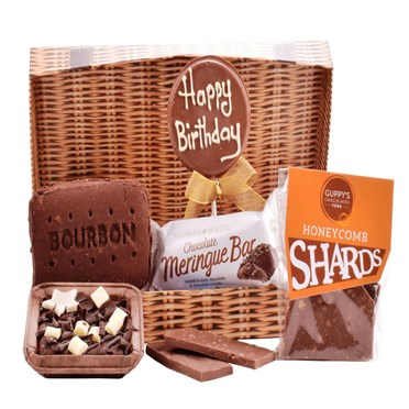 Chocolate Letterbox Birthday Hamper