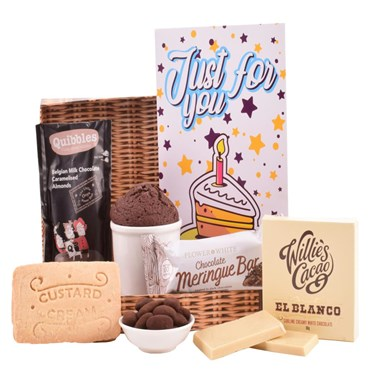 Letterbox Chocolate Birthday Hamper