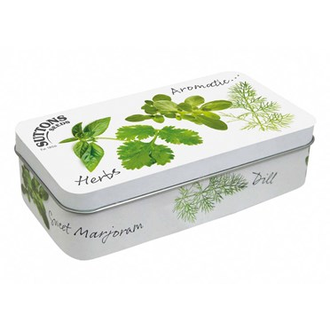 Aromatic Herbs Tin