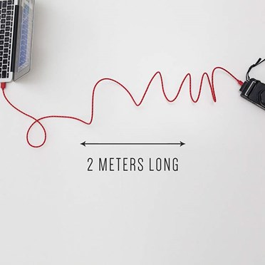 2m Long Micro USB Charging Cable