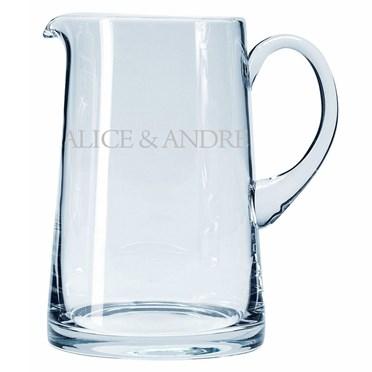 Personalised Glass Jug