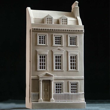 Jane Austen's House Model - Single Bookend