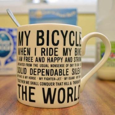 My Bicycle Mug