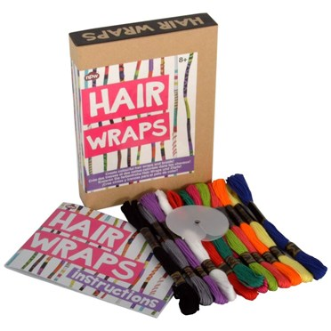 Hair Wrap and Braid Kit