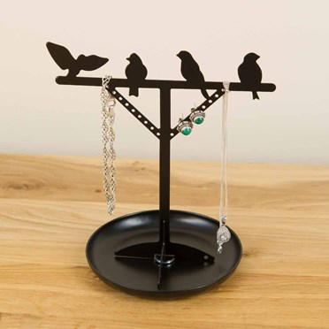 Bird Style Jewellery and Earrings Stand