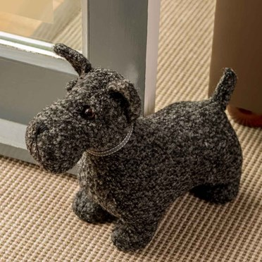 Scottie Dog Doorstop