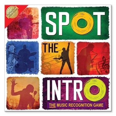 Spot The Intro Music Board Game