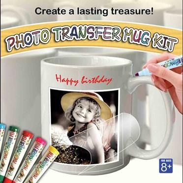 Photo Transfer Mug