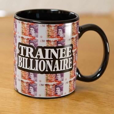 Trainee Billionaire Mug