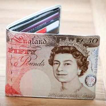 £50 Note Wallet
