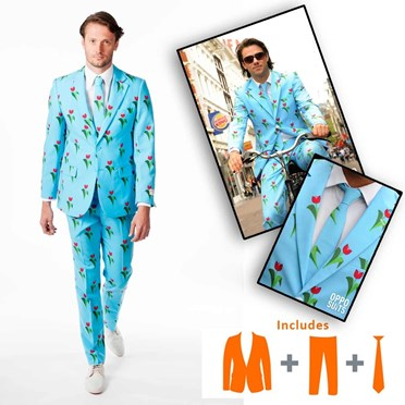 OppoSuit Tulips from Amsterdam
