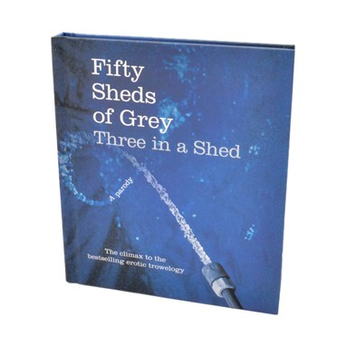 Fifty Sheds of Grey Book