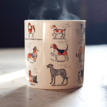 Great British Dogs Mug