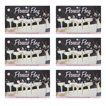 6 Prosecco Pongs - Get One Free!