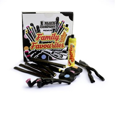 Family Favourites Liquorice Selection