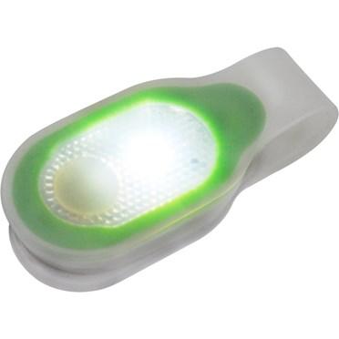Magnetic Red & White Blinking Safety Light