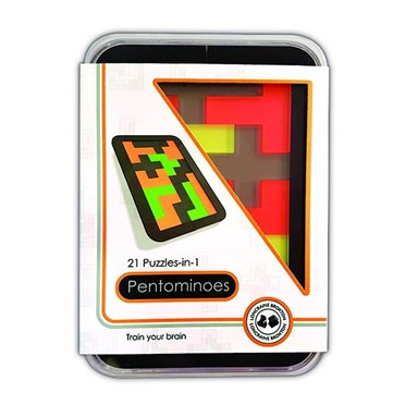 Pentominoes Puzzle Set