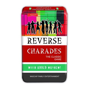Reverse Charades Game