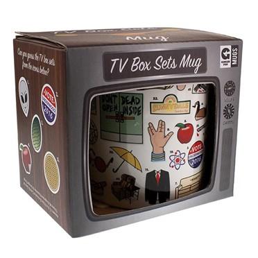 TV Box Sets Mug