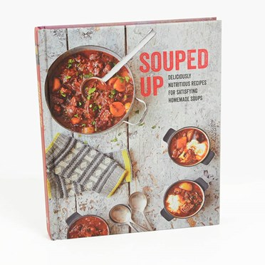 Souped Up Book
