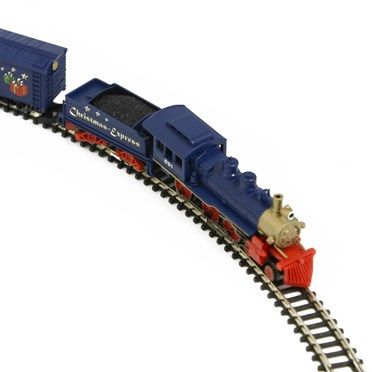 Christmas Marklin Model Train Set
