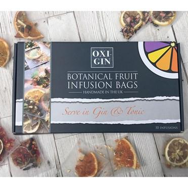 Gin Infusion Tea Bags