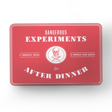 After Dinner Experiments Game