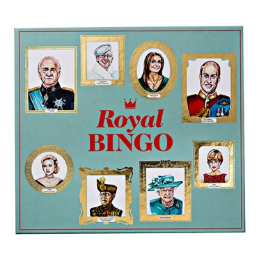 Royal Bingo Game