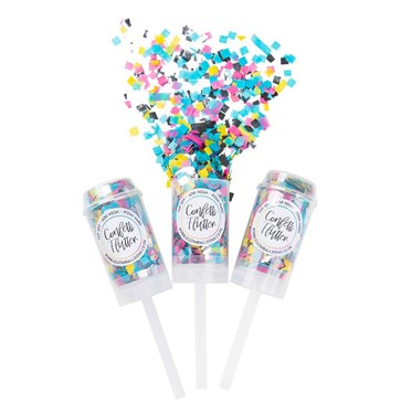 Unicorn Confetti Shooter