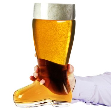 Giant 3.5 Pint Beer Boot