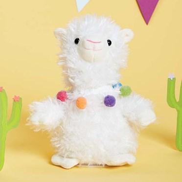 Llama Speak and Repeat Toy