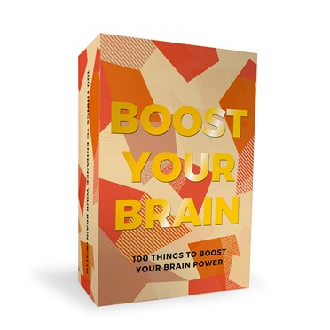 100 Boost your Brain Cards