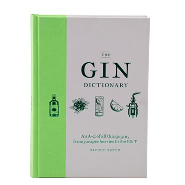 The Gin Dictionary Book