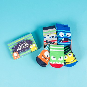 Little Nippers Socks Gift Set